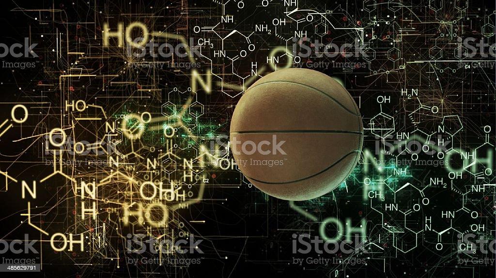 basketball dope royalty-free stock photo