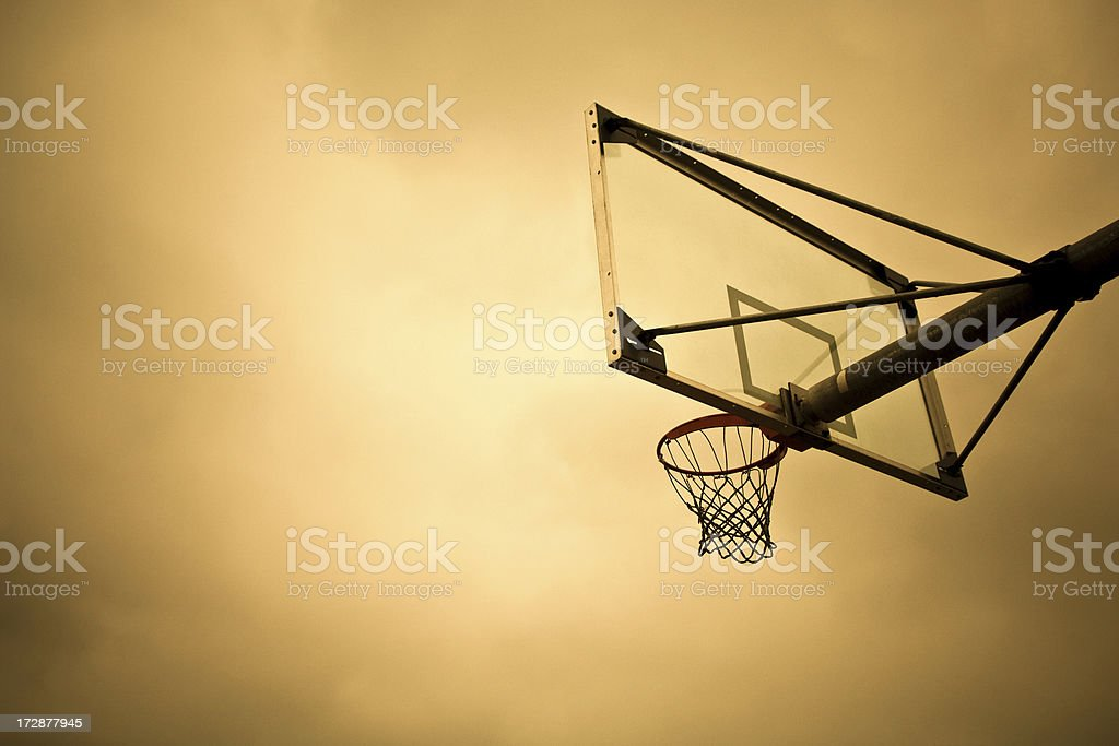 Basketball Dreams stock photo