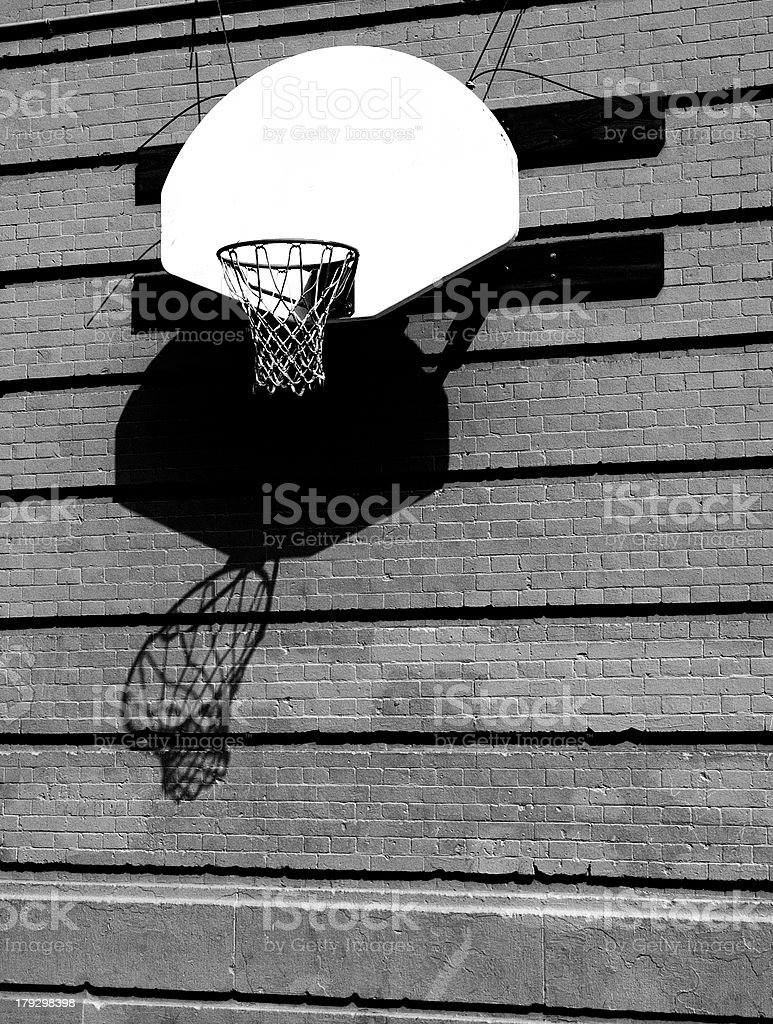 Basketball Dreams royalty-free stock photo
