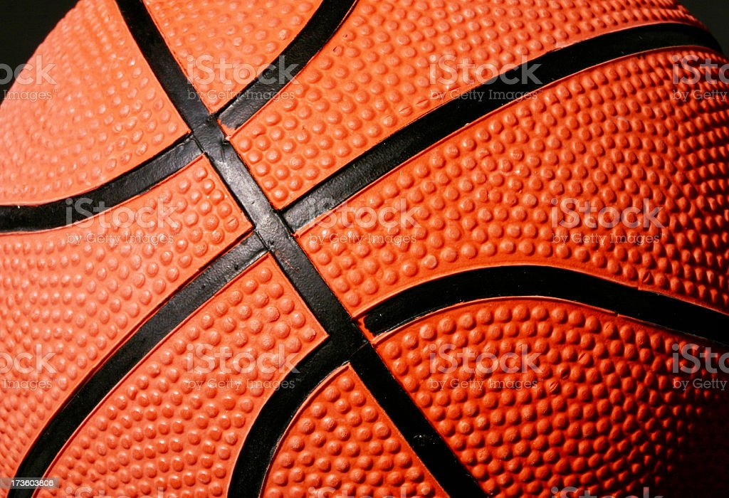 Basketball element stock photo