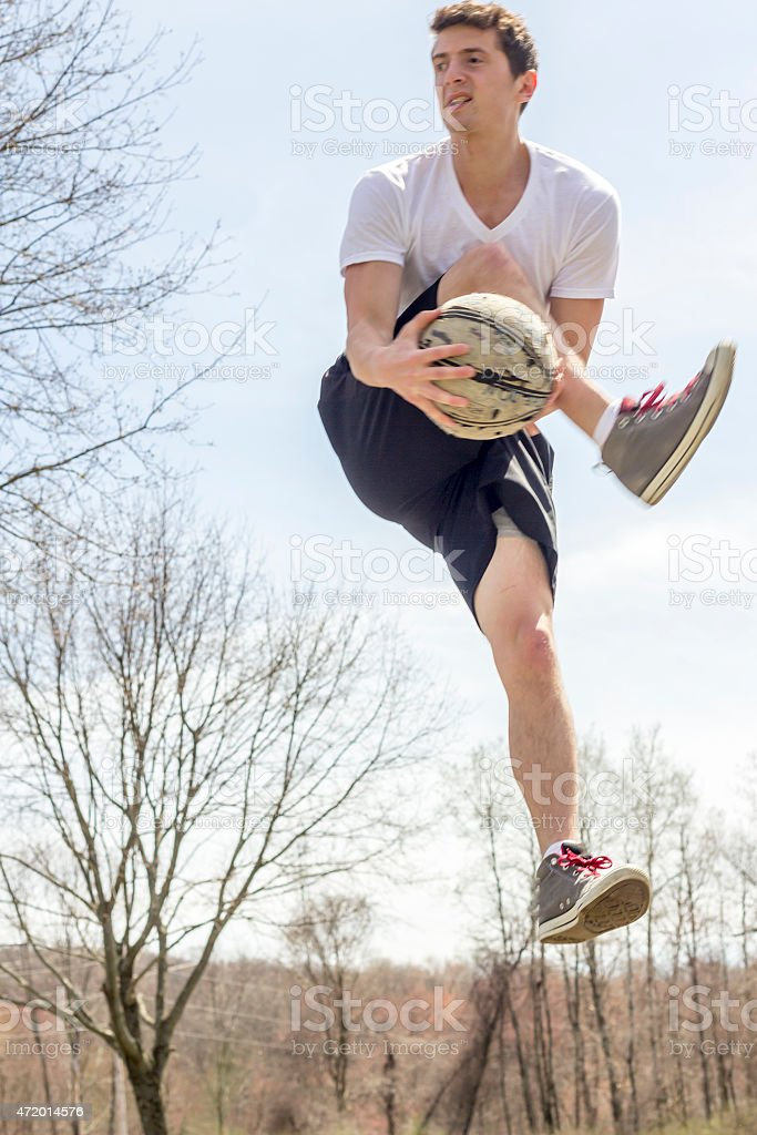 Basketball Fancy Layups stock photo