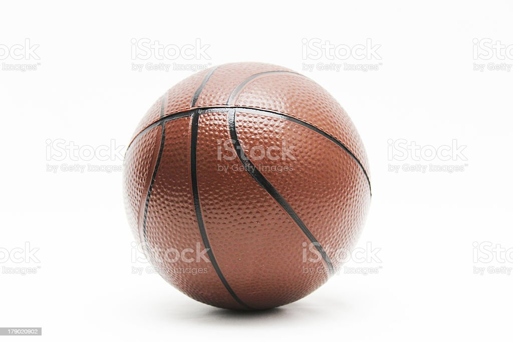 Basketball junior royalty-free stock photo