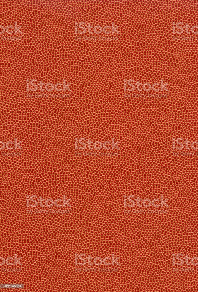 Basketball Leather royalty-free stock photo
