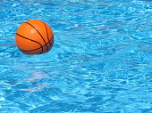 Basketball on Water