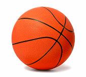Basketball (on white)