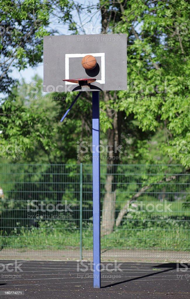 Basketball. royalty-free stock photo