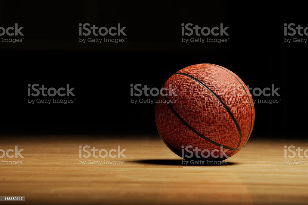 Basketball stock photo