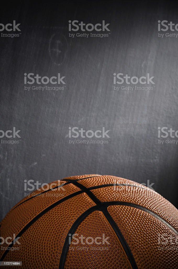 basketball presentation stock photo