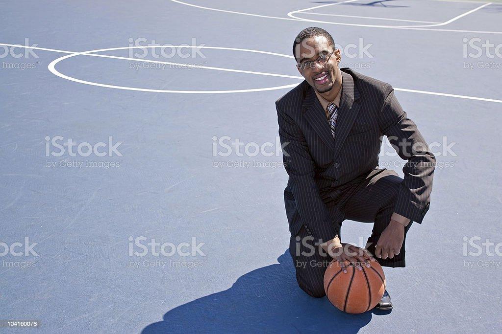 Basketball Professional royalty-free stock photo