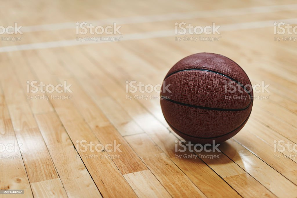 Basketball Sport Exercise Ball Concept