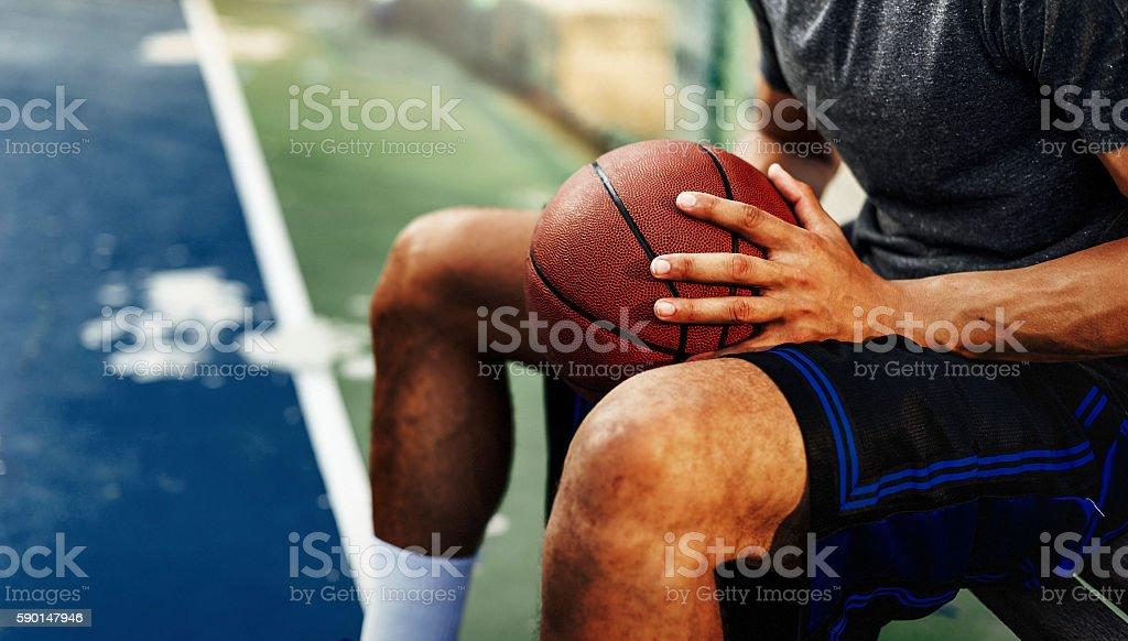 Basketball Sport Leisure Activity Recreational Pursuit Concept stock photo