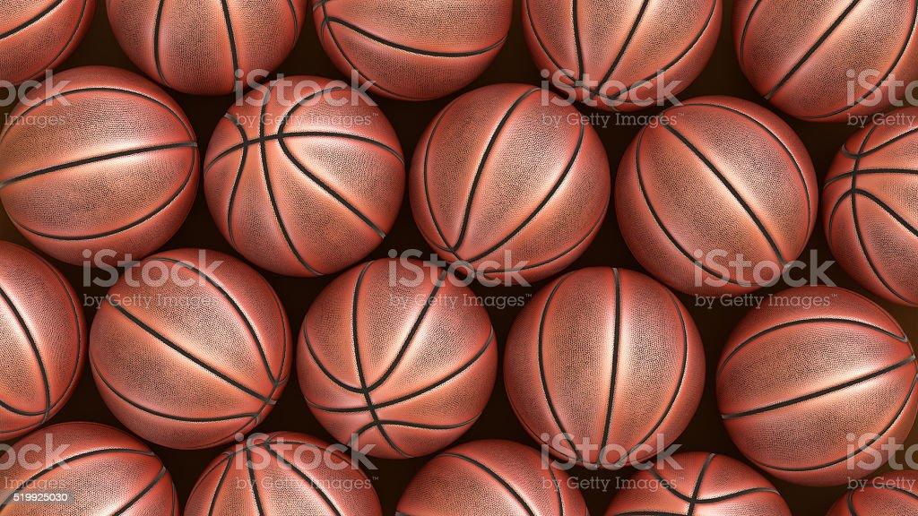 バスケットボールの背景 ロイヤリティフリーストックフォト