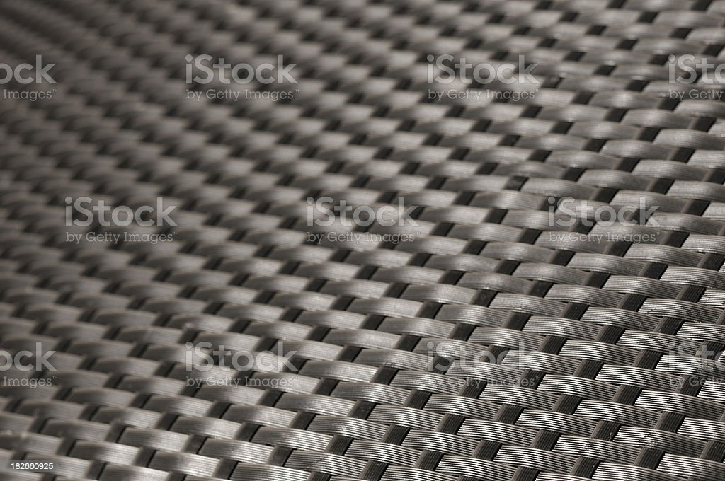Basketweave texture royalty-free stock photo