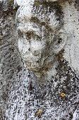 Basrelief in Appian way