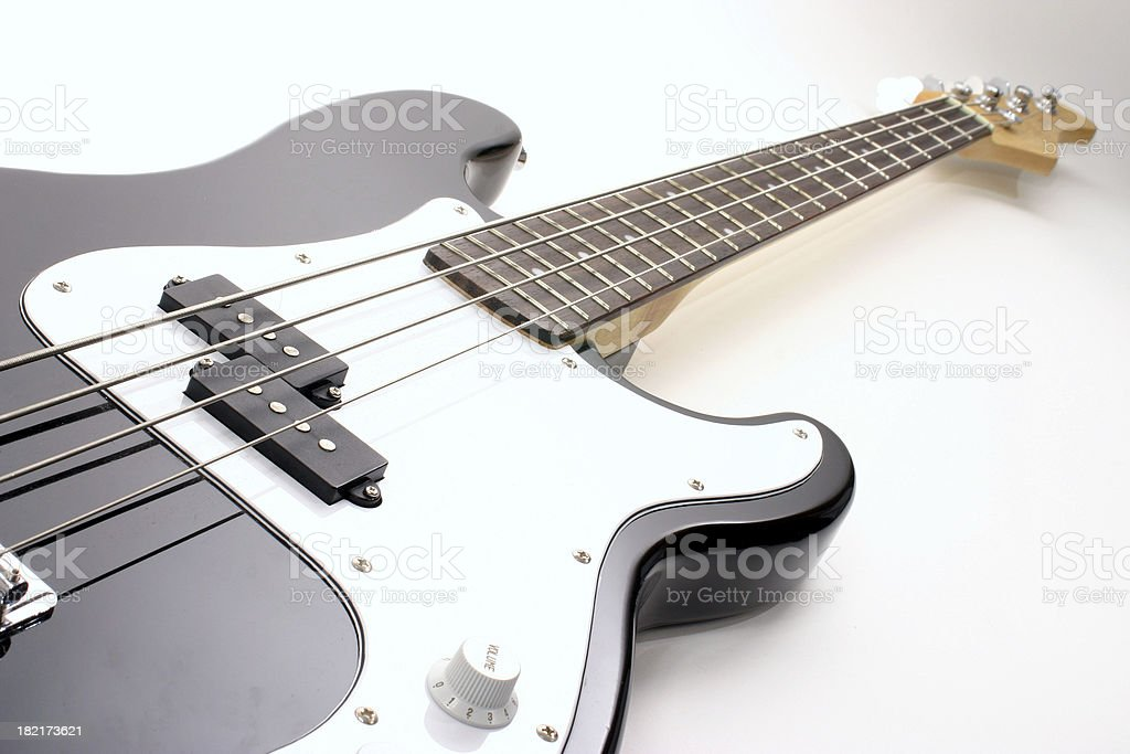 Bass 2 royalty-free stock photo