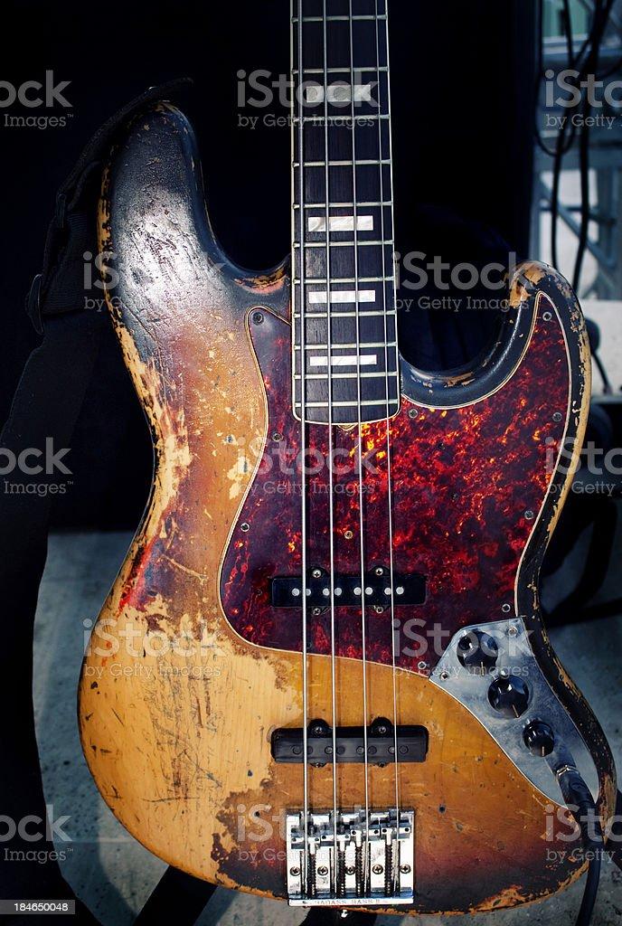 bass guitar,electro stock photo