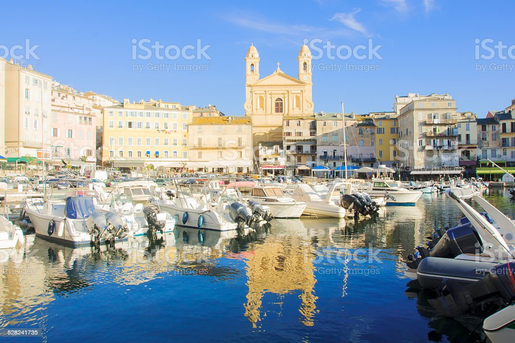 Bastia Vieux Port Stock Photo 528241735 Istock