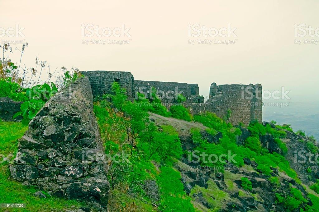 Bastion Malhargad, Sonori Fort, stock photo