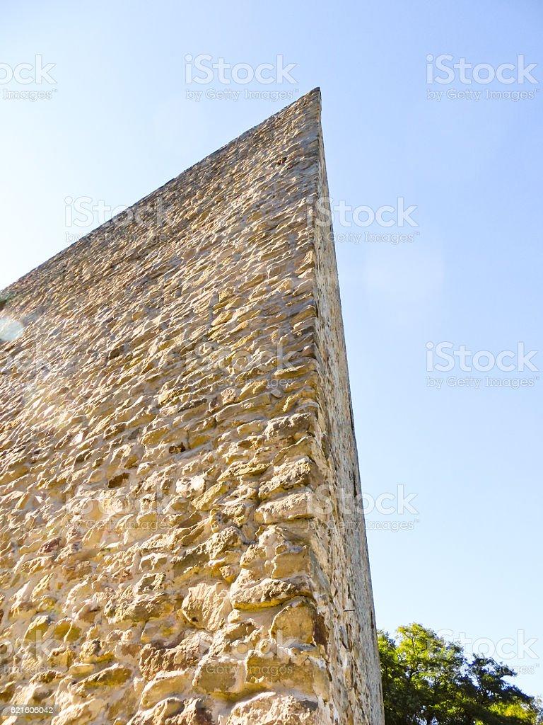 Bastion of Petro Doroshenko in Chigirin, Ukraine stock photo