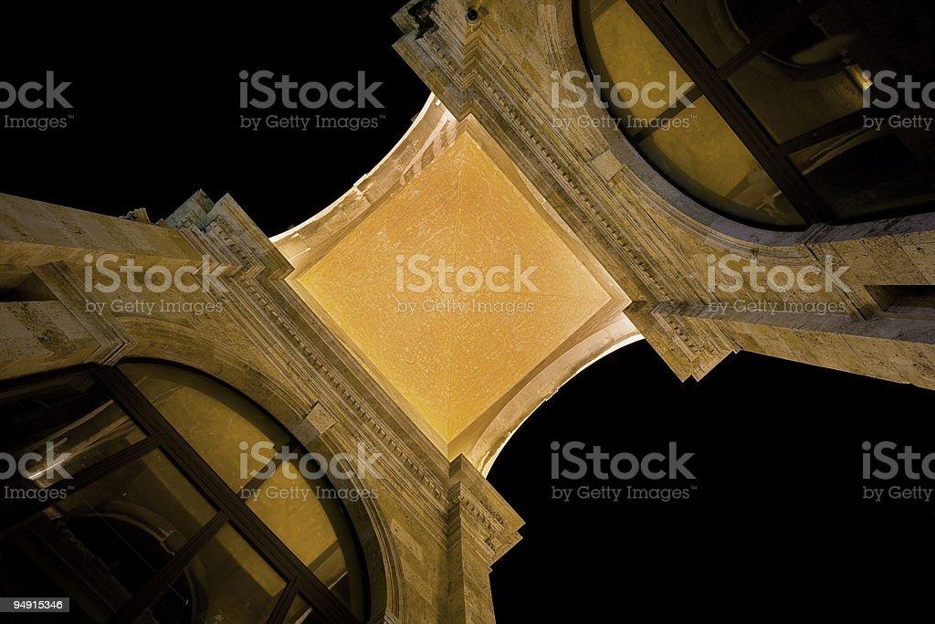 bastione saint remy stock photo