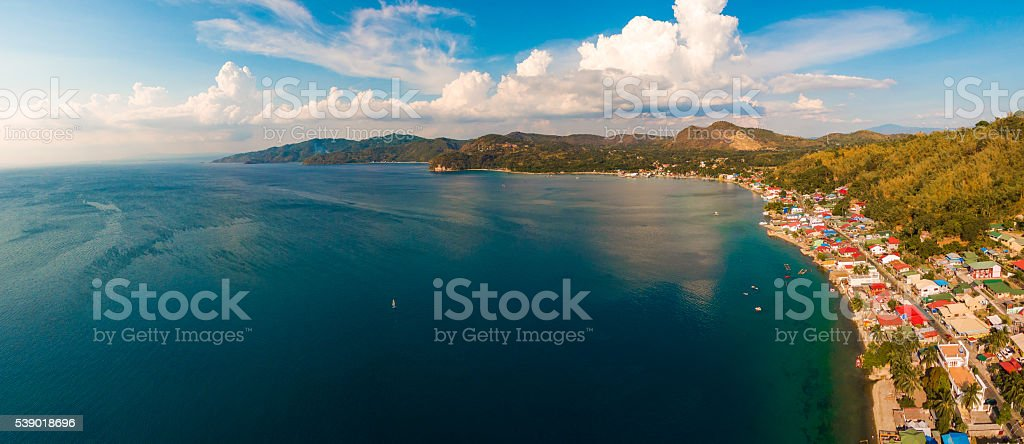 Batangas, Philippines stock photo