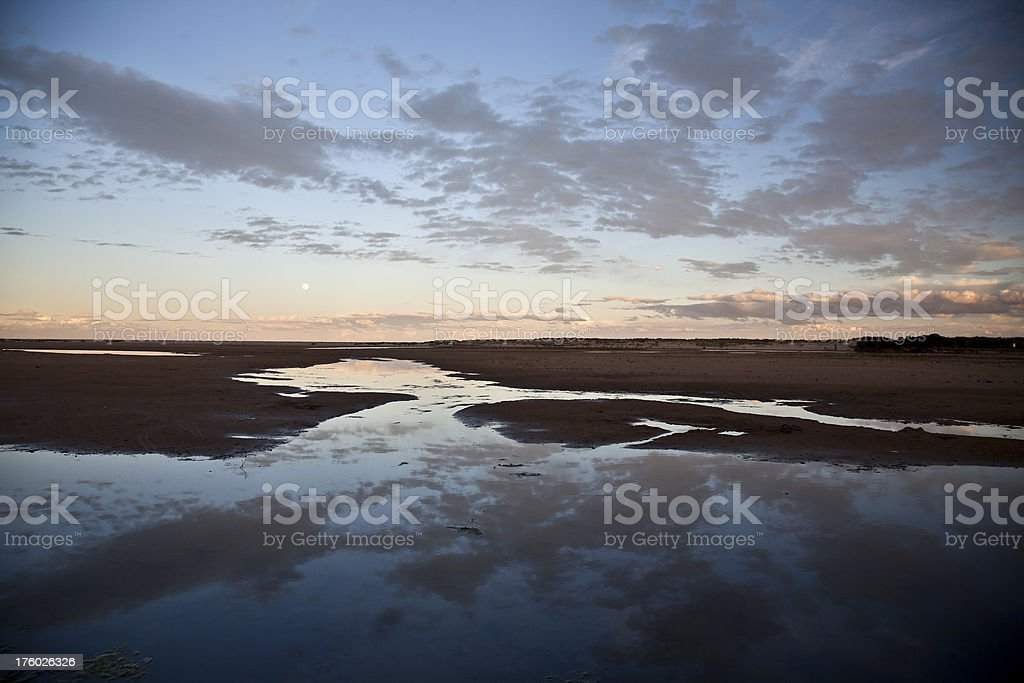 Batemans Bay beach Scenic royalty-free stock photo