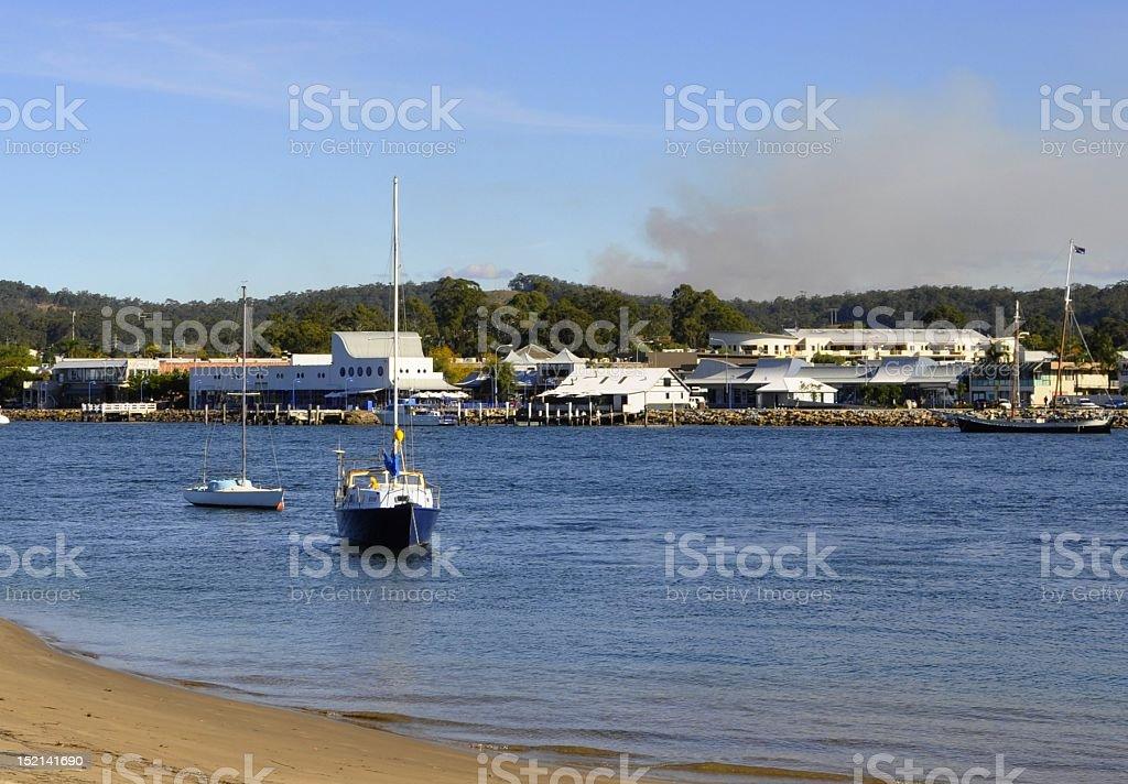 Batemans Bay NSW stock photo