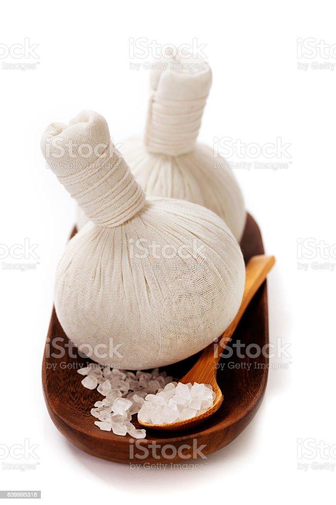 Bath and spa theme stock photo