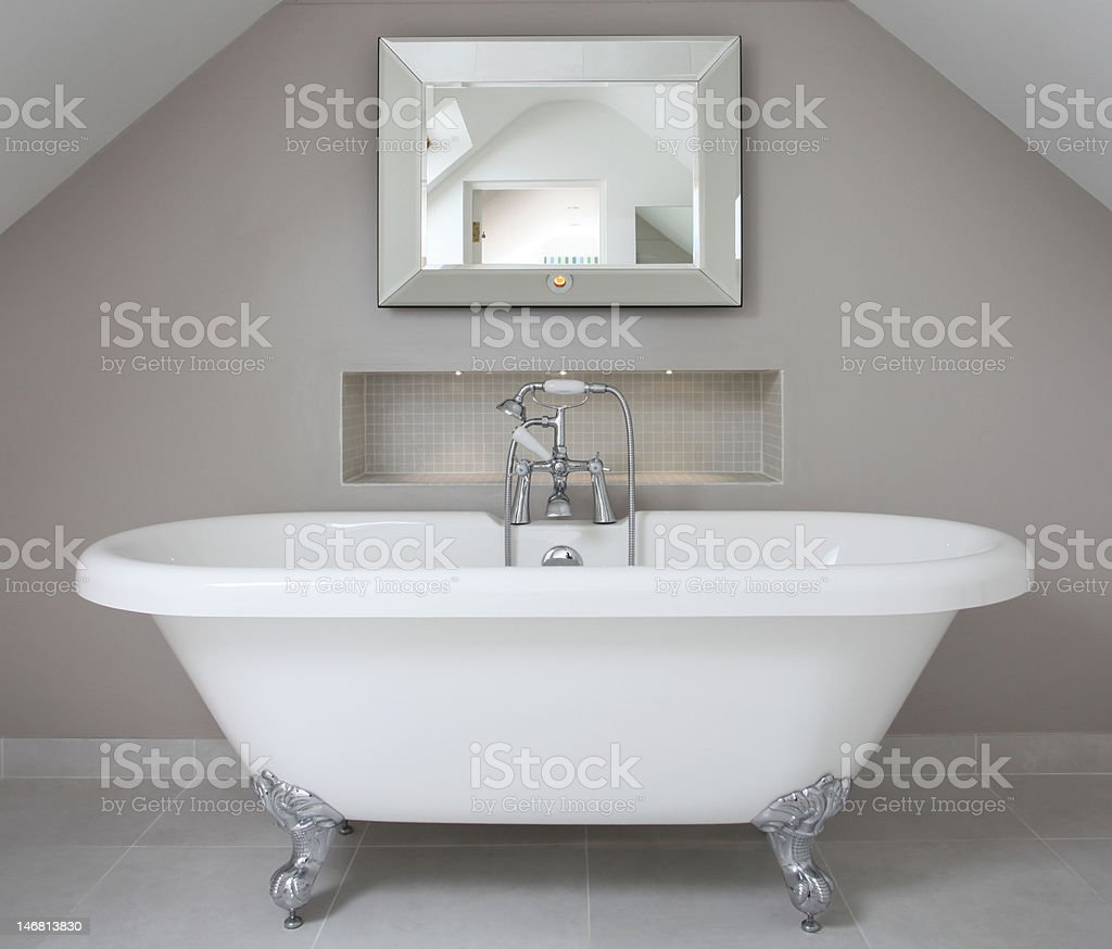 Bath stock photo