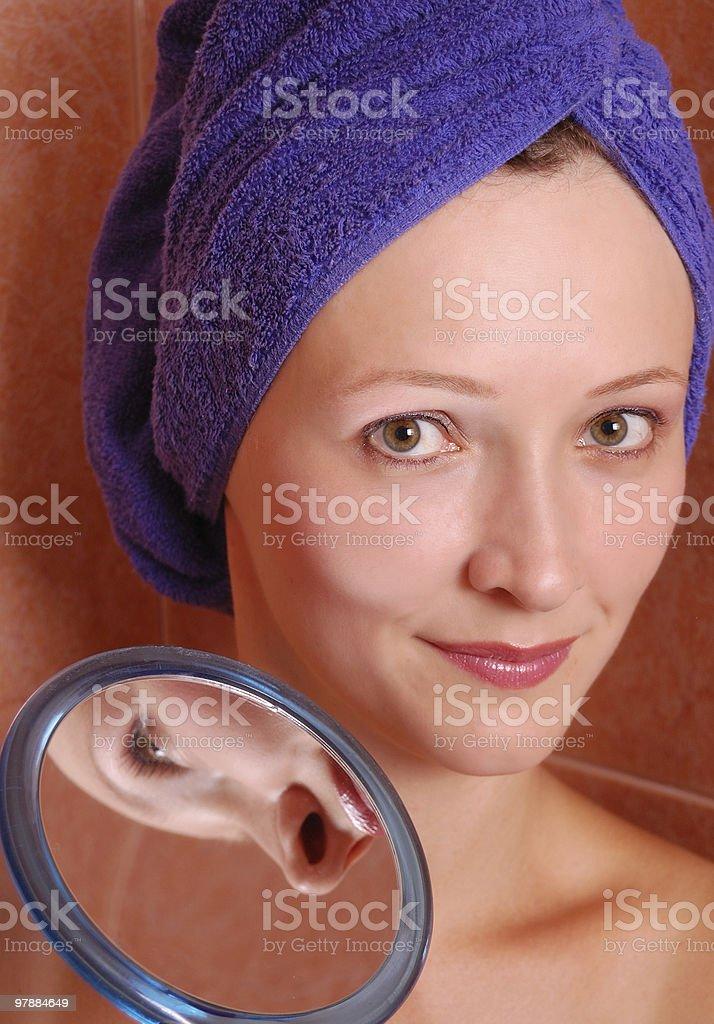 bath royalty-free stock photo