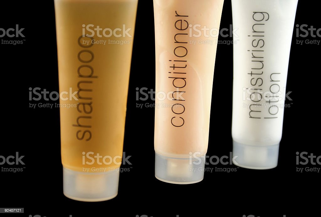 Bath Products 6 royalty-free stock photo