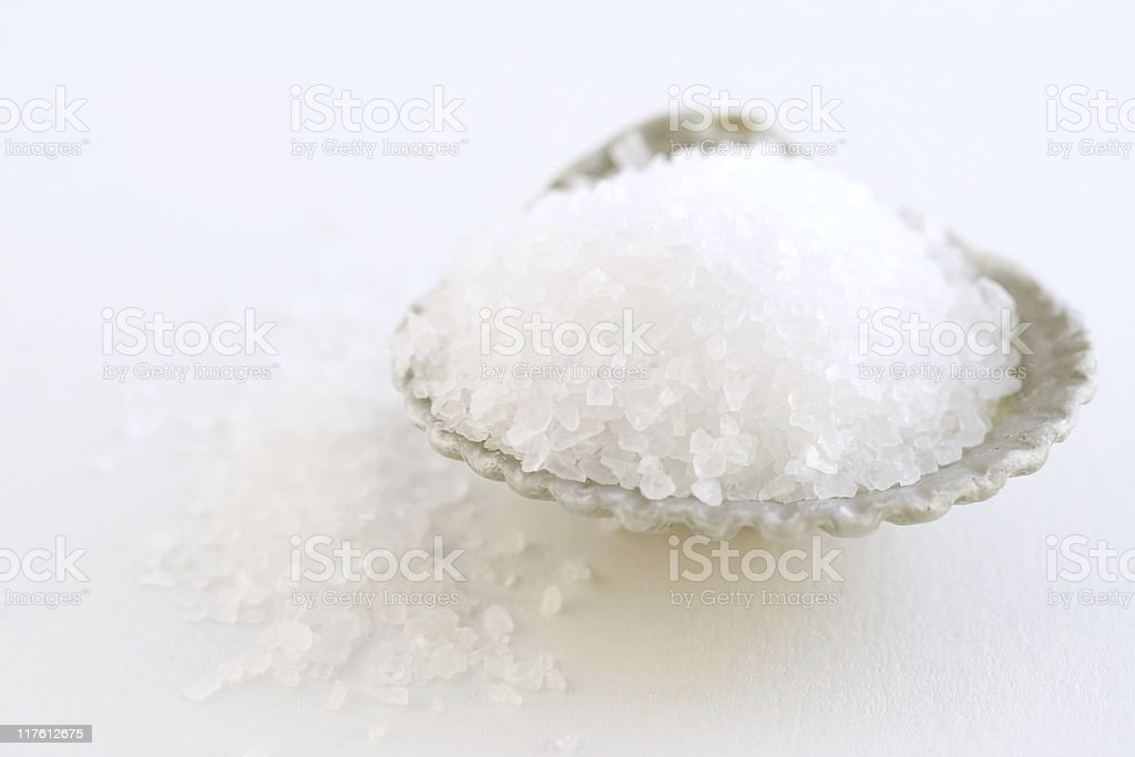 Bath Salts royalty-free stock photo