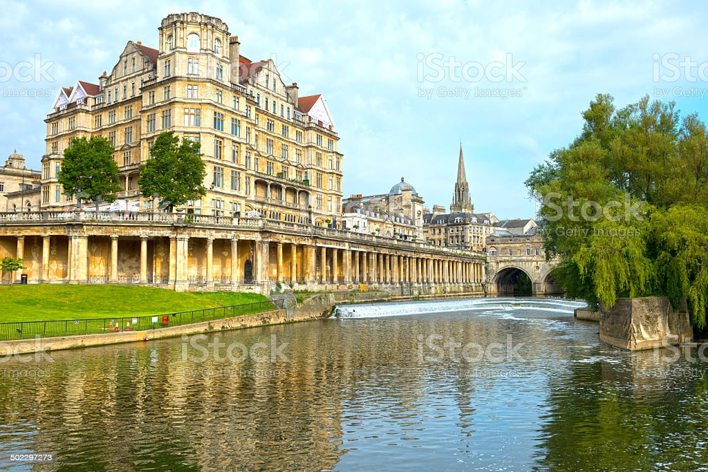 Bath, Somerset stock photo