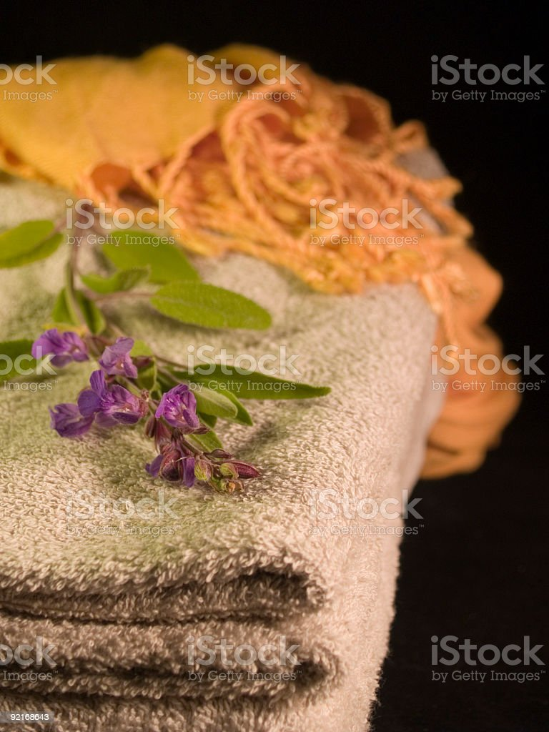 bath time royalty-free stock photo