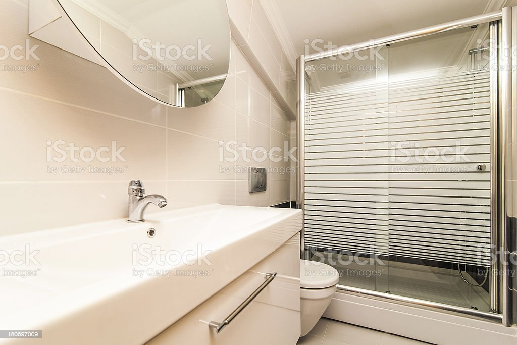 Bathhroom royalty-free stock photo