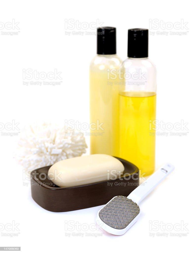 Bathing Soaps royalty-free stock photo