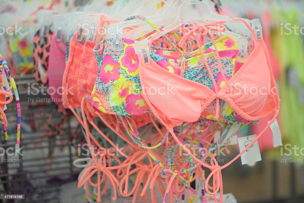 bathing suit stock photo