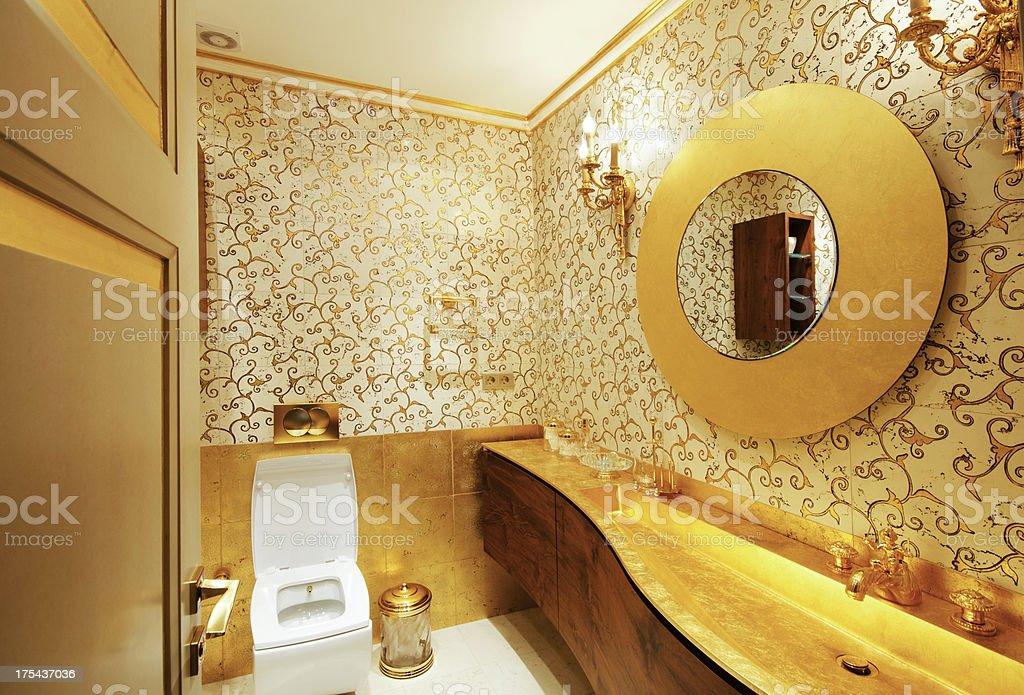 bathrom royalty-free stock photo