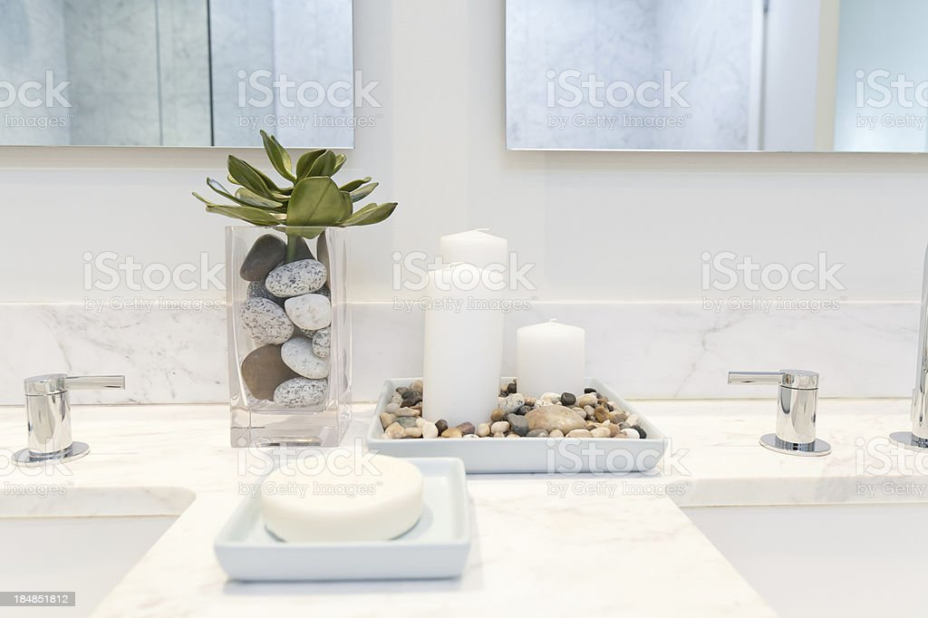 bathroom close up royalty-free stock photo