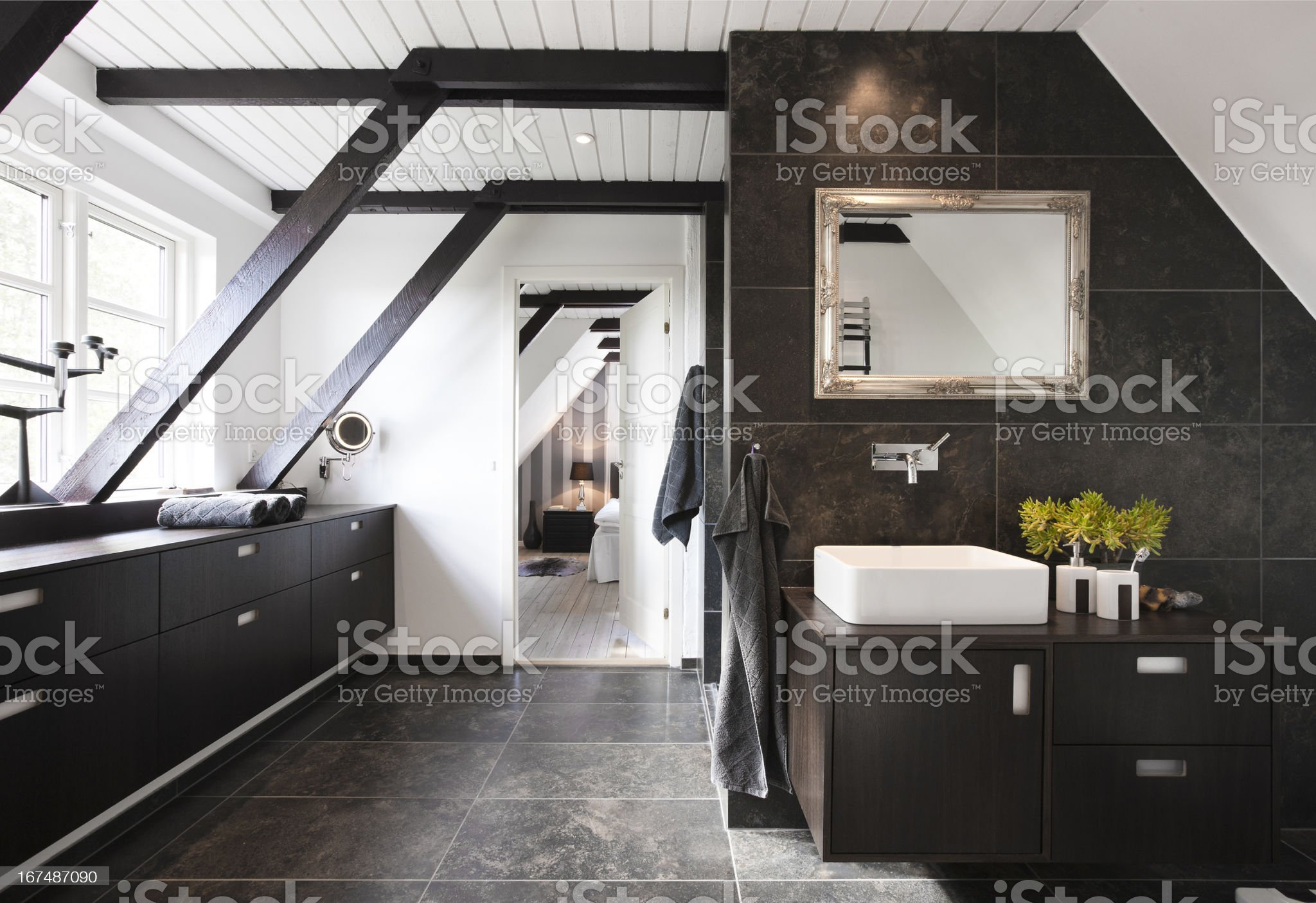 Bathroom royalty-free stock photo