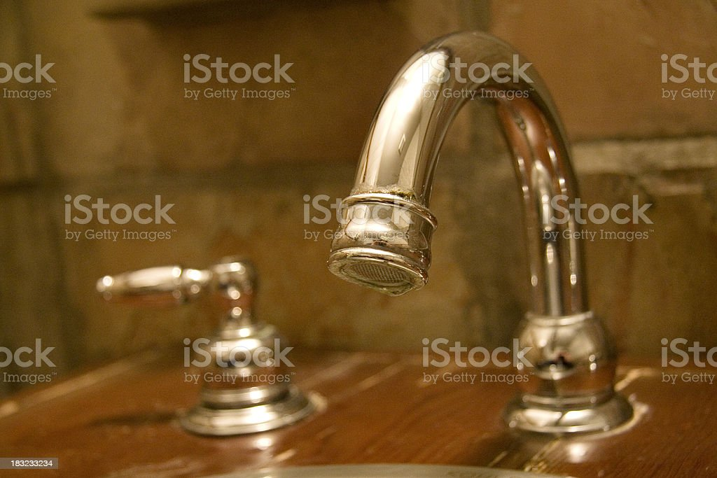 Bathroom Sink3 royalty-free stock photo