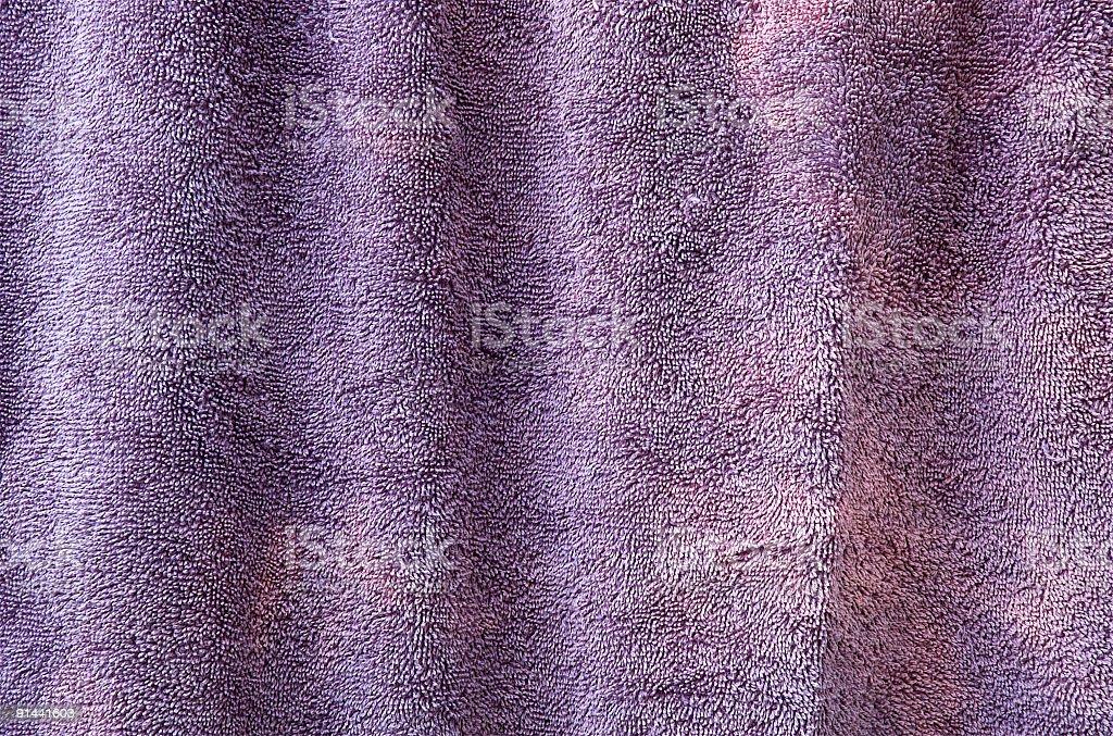 bathroom towel texture stock photo