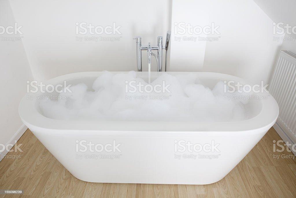 Bathtub royalty-free stock photo