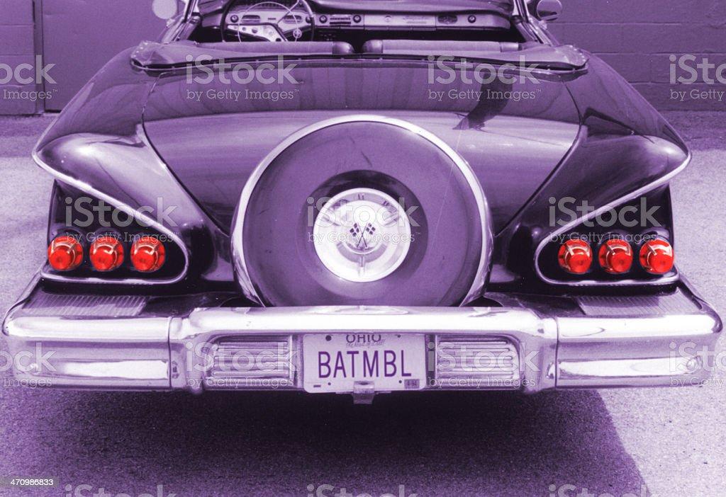 Batmobile '58 royalty-free stock photo