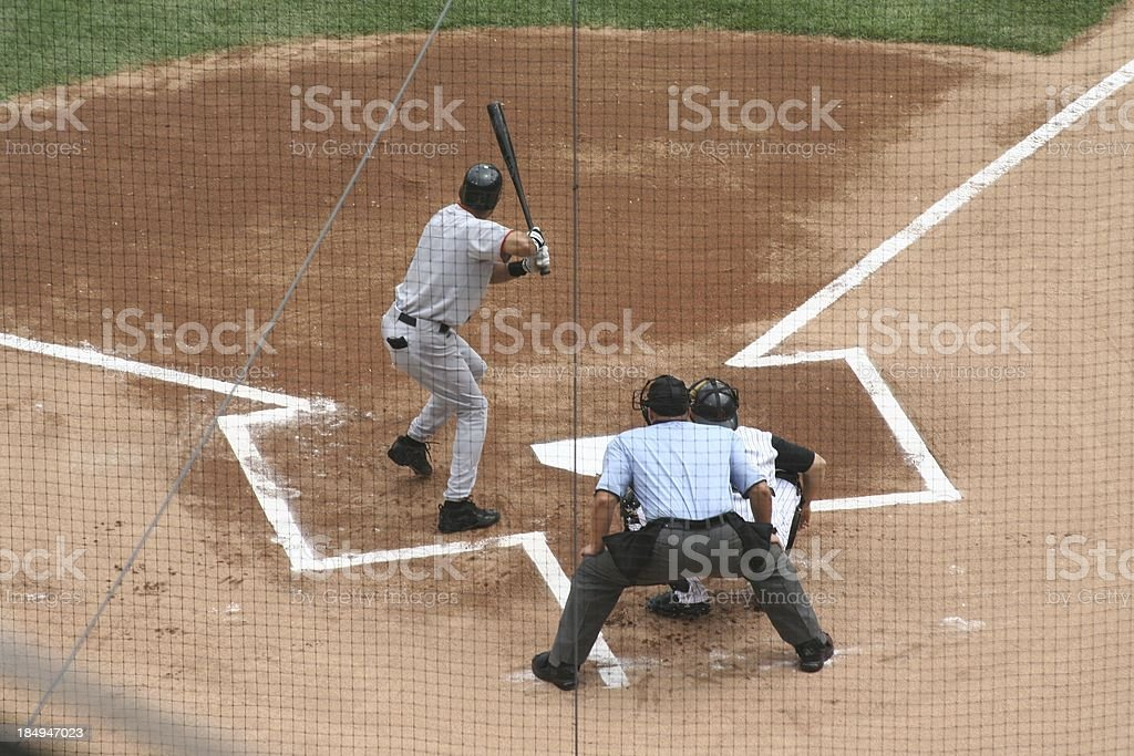 Batter stock photo