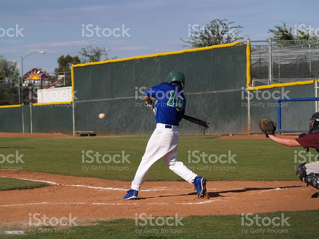 Batter01 royalty-free stock photo