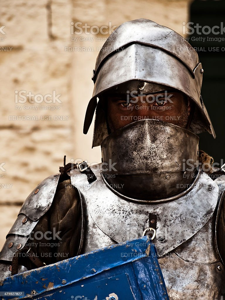 Battered royalty-free stock photo