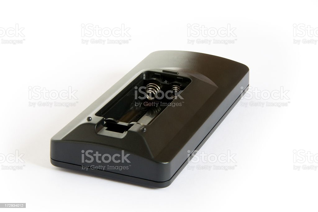 Batteryless remote stock photo