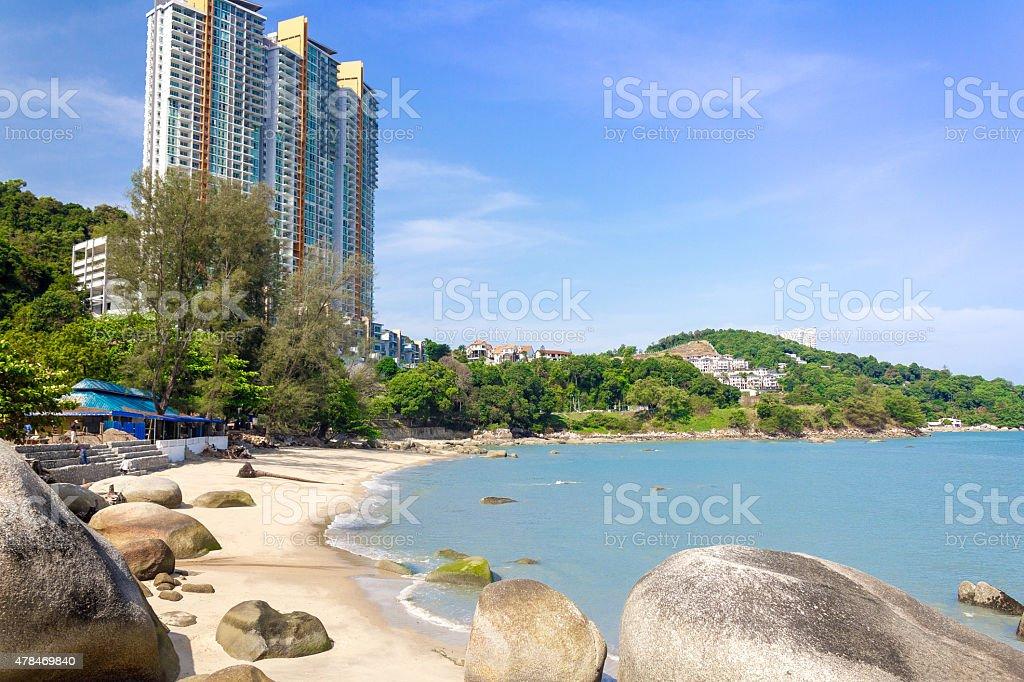 Batu Feringhi stock photo
