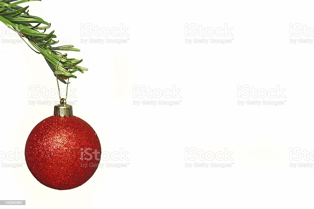 bauble royalty-free stock photo